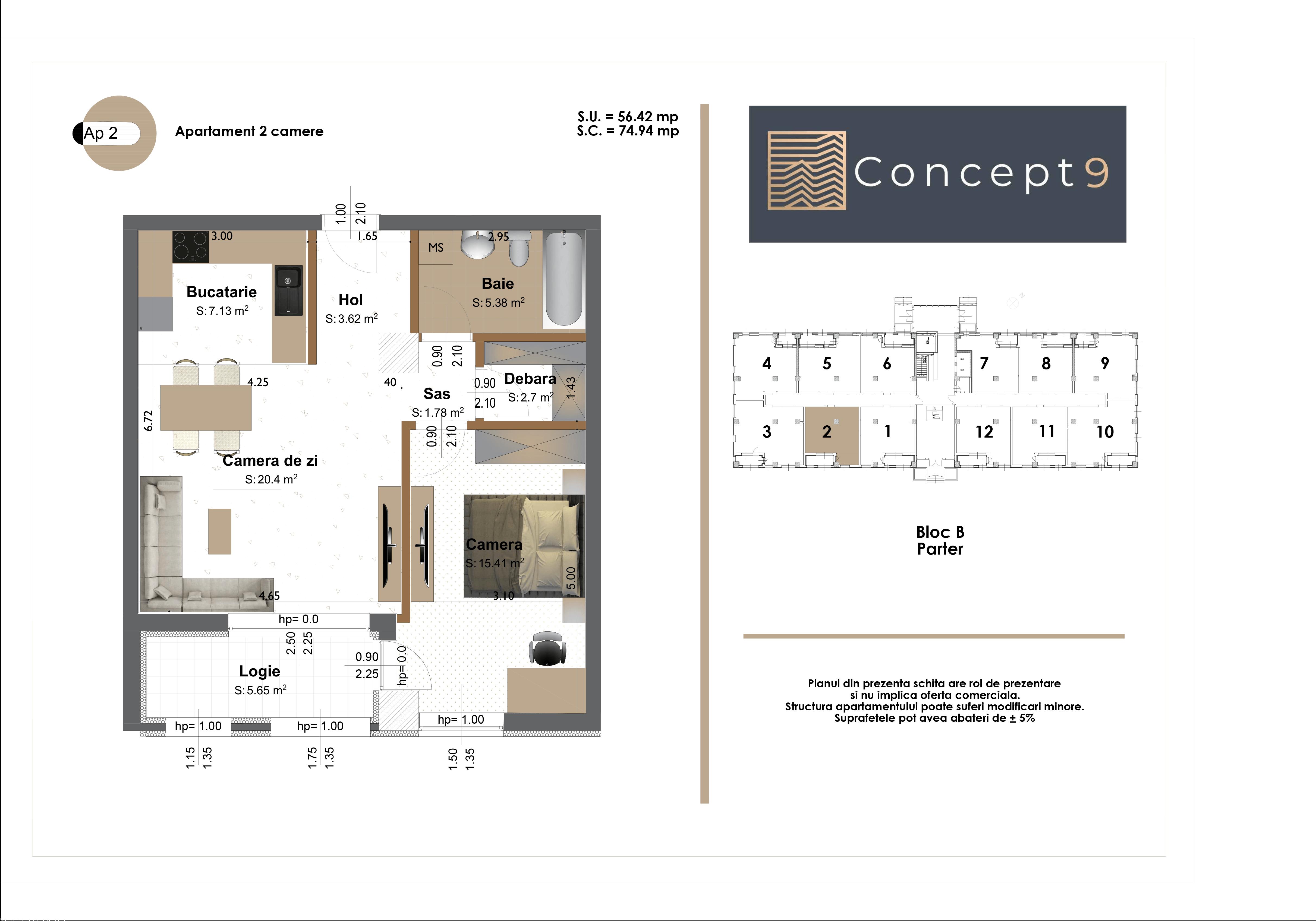 Apartament 2